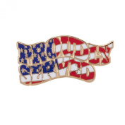 Lapel Pins - Proudly Served W04S70C