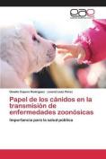 Papel de Los Canidos En La Transmision de Enfermedades Zoonosicas [Spanish]
