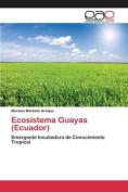Ecosistema Guayas (Ecuador) [Spanish]