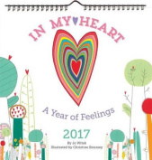 In My Heart 2017 Wall Calendar