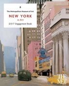 New York in Art 2017 Engagement Book