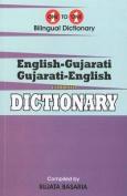 English-Gujarati & Gujarati-English One-to-One Dictionary. Script & Roman (Exam-Suitable) [GUJ]