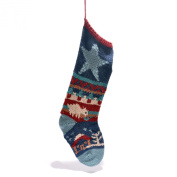 ChunkiChilli Organic Cotton Christmas Stocking - Star