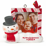 Hallmark Christmas Tree Ornament with Photo Holder