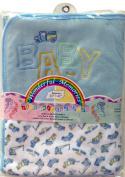 Wonderful Memories 2 Ply Baby Fleece Blanket