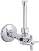 Kohler K-7653-CP 1.3cm Angle Supply with Stop, Polished Chrome by KOHLER