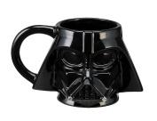 Vandor 99001 Star Wars Darth Vader Sculpted Ceramic Mug, Multicoloured