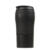Dexam Mighty Mug Solo 'the mug that won't fall over' Thermos in Black, 330ml