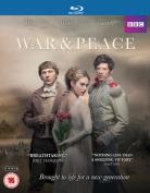 War and Peace [Regions 1,2,3] [Blu-ray]