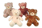Simba Nicotoy Plush Bear 105812023, 4 Assorted
