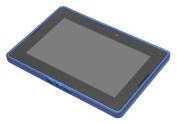 BlackBerry PlayBook Soft Shell - Sky Blue