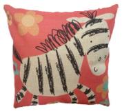 Lakiss Custom Cotton Linen Square Decorative Throw Pillow Case Cushion Cover 46cm x 46cm