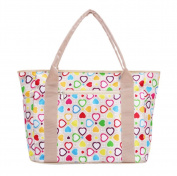 Travel Package Infant Bottle Tote Bag Out Door Baby Package, C