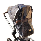 Koodee Raincover to Fit Joolz -clear