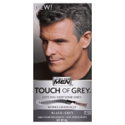 Touch Of Grey T55 Hair Colour Black Grey 40g (Packaging May Vary) by Dendron Ltd
