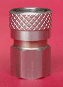 New Stainless Steel Female Quick Disconnect 0.3cm NPT
