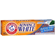 Arm & Hammer Arm & Hammer Advance White Fluoride Toothpaste Baking Soda And Peroxide, Baking Soda And Peroxide 130ml