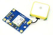 GY-NEO6MV2 GY-GPS6MV2 NEO-6M GPS Module with Flight Control EEPROM MWC APM2.5 large antenna