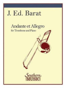 Andante and Allegro: Trombone