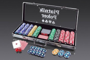 Piatnik 790492 Pro Poker High Gloss Chips 500