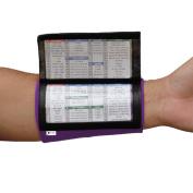 SteelLocker Sports X100 Youth Playbook Wristband