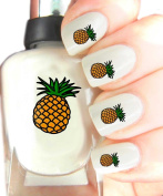 Easy to use, High Quality Nail Art Decal Stickers For Every Occasion! Ideal Christmas Present / Gift - Great Stocking Filler Pineapple