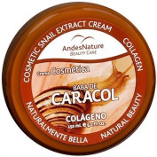 5.1oz (150ml) BABA DE CARACOL CREMA 90% SNAIL EXTRACT CREAM FOR ANTI-AGEING, ACNE, SCARS, BURNS, BLEMISHES, STRETCH-MARKS