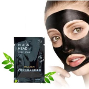 5 x Pilaten Mineral Mud Blackhead Removal Nasal Membranes Cleasing Strips