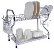 60cm Chrome Plated Dish Rack