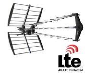 Konig ANT-UHF52L-KN DVB-T and UHF Antenna with LTE Filter
