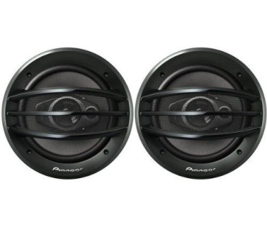 "Pioneer TS-A2013i - 20cm 8"" 3-Way Coaxial Car Speakers System 500W"