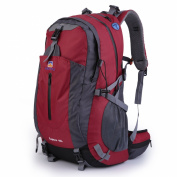 OUTAD Outdoor Camping Hiking Exploring 40L Backpack with Suspension System