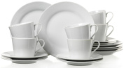 Ritzenhoff & Breker Bianco 079456 Coffee Serving Set 18x Pieces