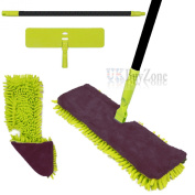 Double Sided Microfibre Mop
