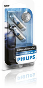 Philips 0730217 12v 6w H6W Sidelight - Blue