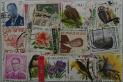Packet of 100 Belgian stamps. Good mix.