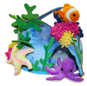 The Puppet Company - Hide Away Puppets - Under The Sea