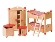 Goki Furniture for Flexible Puppets Childrens Room