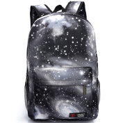 Mytom New Hot Selling Galaxy Backpack Unisex School Bag Travel Bag