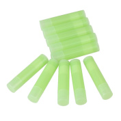 Green 5ML Empty Lipstick Containers Tubes Lip Balm Tube Makeup Tools Home Travel Pack of 10