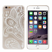 Susenstone® Clear Hard Case Skin Cover For iphone6 6G 12cm