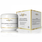 Ultra Plumping Hydration Mask By Valentia - With a Blend of Amino Acids and Botanical Hyaluronic Acid - 120ml