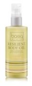 Basq Skin Care Resilient Body Stretch Mark Oil, Citrus, 4 Fluid Ounce