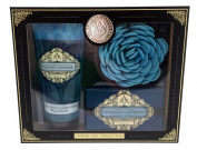 Aromas Artesanales De Antiqua Luxury Gift Collection 3 Pc Set - Spearmint and Rosemary