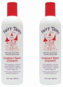 Fairy Tales Repel Shampoo, Rosemary, 12 Fluid Ounce Pack Of 2