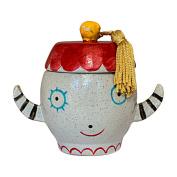 Kooky Pottery Sophia Viking