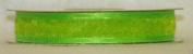 2.5cm - 1.3cm Organza Ribbon With Satin Edge 25 Yard Roll Multiful Colours