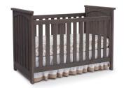 Serta Northbrook 3-in-1 Convertible Crib, Rustic Grey