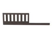 Serta Toddler and Daybed for 3-in-1 Cribs Rail Kit, Rustic Grey