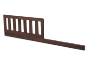 Serta Toddler Guardrail and Daybed for 3-in-1 Cribs Rail Kit, Rustic Oak